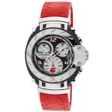 Мъжки кварцов часовник TISSOT T-Race T011.417.17.202.00 Chronograph Limited Edition