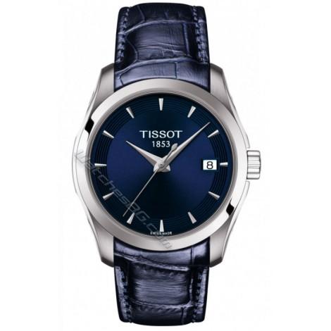 Дамски кварцов часовник TISSOT Couturier T035.210.16.041.00