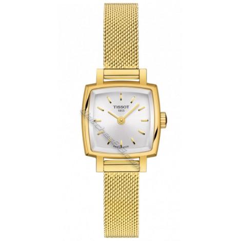 Дамски кварцов часовник TISSOT LOVELY SQUARE T058.109.33.031.00