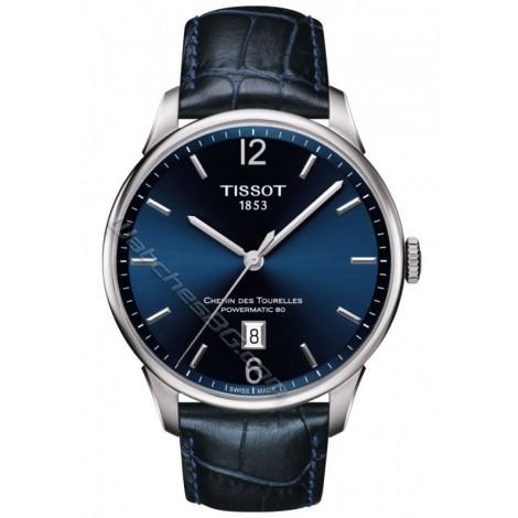 Мъжки механичен часовник TISSOT Chemin Des Tourelles T099.407.16.047.00
