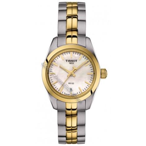Дамски часовник TISSOT PR 100 LADY SMALL T101.010.22.111.00