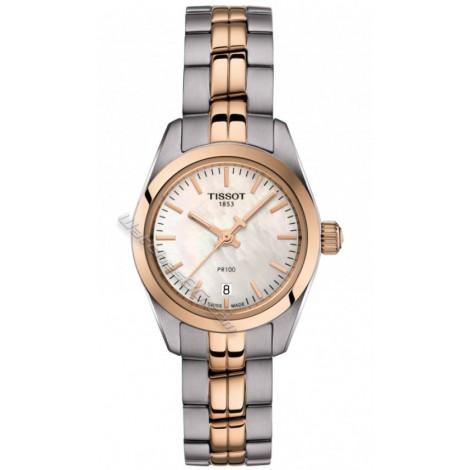 Дамски часовник TISSOT PR 100 LADY SMALL T101.010.22.111.01