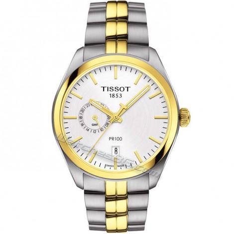 """Мъжки часовник TISSOT """"PR 100"""" T101.452.22.031.00"""