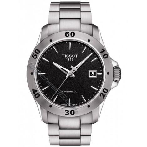 Мъжки механичен часовник TISSOT V8 T106.407.11.051.00