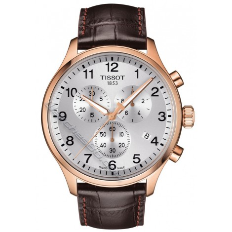 Мъжки часовник TISSOT Chrono XL T116.617.36.037.00 Chronograph