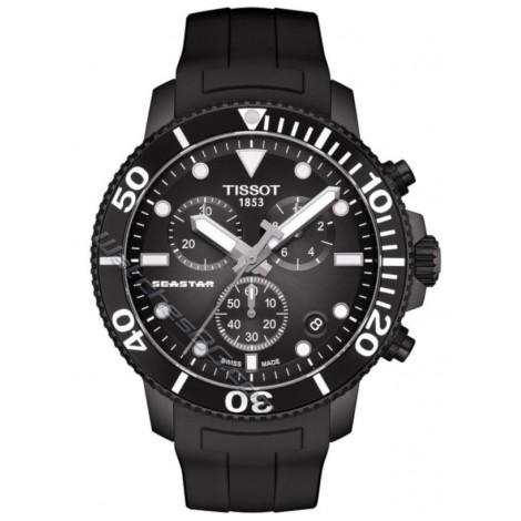 Мъжки кварцов часовник TISSOT T-Sport T120.417.37.051.02 CHRONOGRAPH