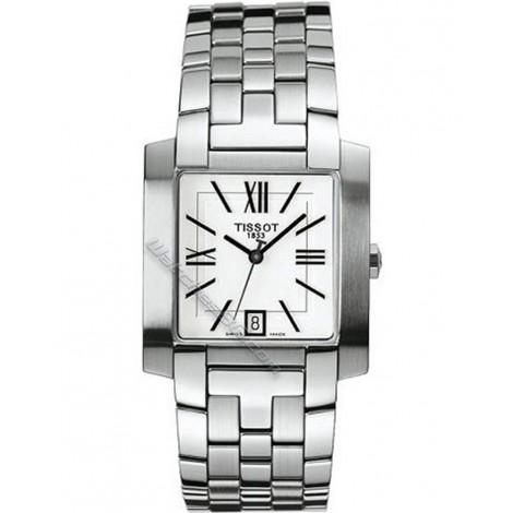 Мъжки кварцов часовник TISSOT TXL T60.1.581.13
