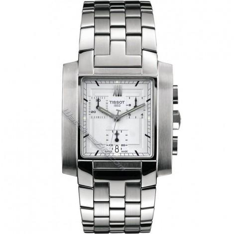 Мъжки кварцов часовник TISSOT TXL T60.1.587.33 Chronograph