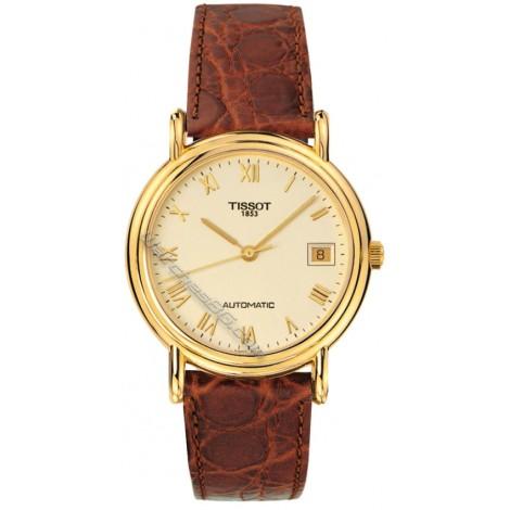 Мъжки механичен часовник TISSOT Carson T71.3.430.23
