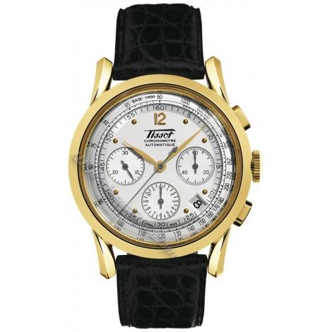 Мъжки механичен часовник TISSOT 150th Anniversary T71.3.439.31 Chronograph Limited Edition