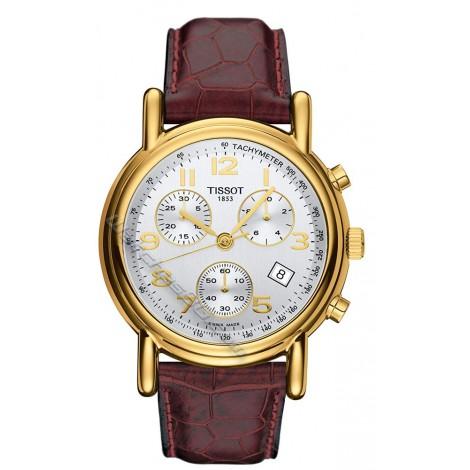Мъжки часовник TISSOT Carson T71.3.442.32 Chronograph
