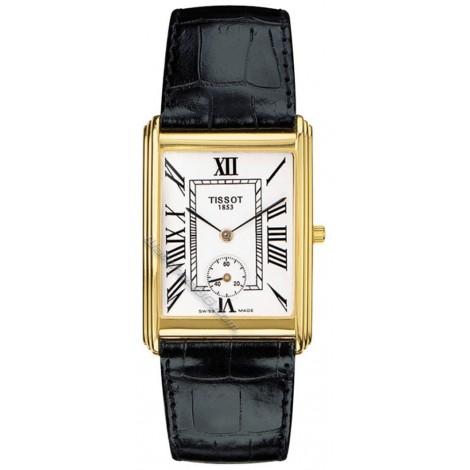 Мъжки кварцов часовник TISSOT New Helvetia T71.3.610.13