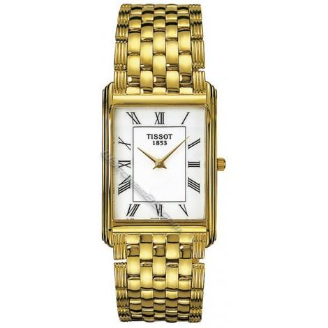 Мъжки кварцов часовник TISSOT New Helvetia T73.3.602.13