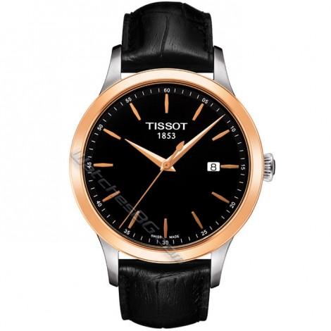 Мъжки кварцов часовник TISSOT Classic T912.410.46.051.00