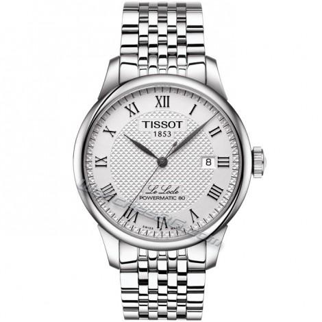 """Мъжки часовник TISSOT Powermatic 80 """"Le Locle"""" T006.407.11.033.00"""