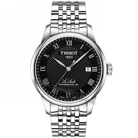 """Мъжки часовник TISSOT Powermatic 80 """"Le Locle"""" T006.407.11.053.00"""