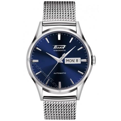 Мъжки механичен часовник TISSOT VISODATE T019.430.11.041.00