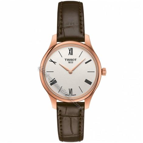 Дамски часовник TISSOT Tradition T063.209.36.038.00