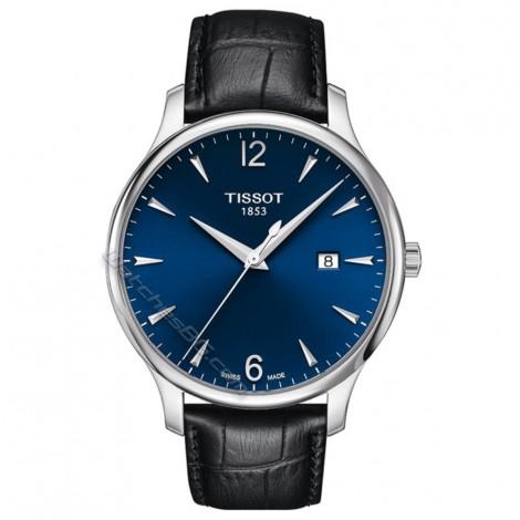 Мъжки кварцов часовник TISSOT Tradition T063.610.16.047.00