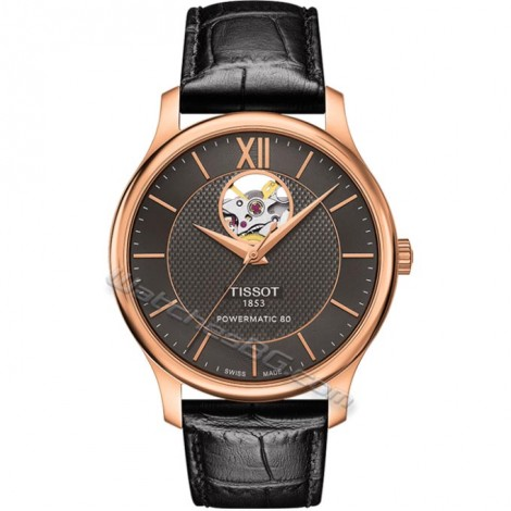 Мъжки часовник TISSOT TRADITION Powermatic 80 T063.907.36.068.00