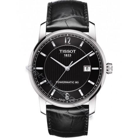 TISSOT Powermatic 80 T087.407.46.057.00