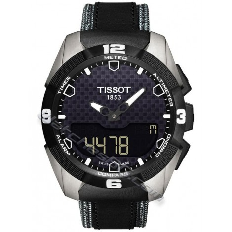 Часовник TISSOT T-Touch Expert Solar T091.420.46.051.01