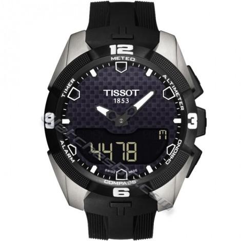 Часовник TISSOT T-Touch Expert Solar T091.420.47.051.00