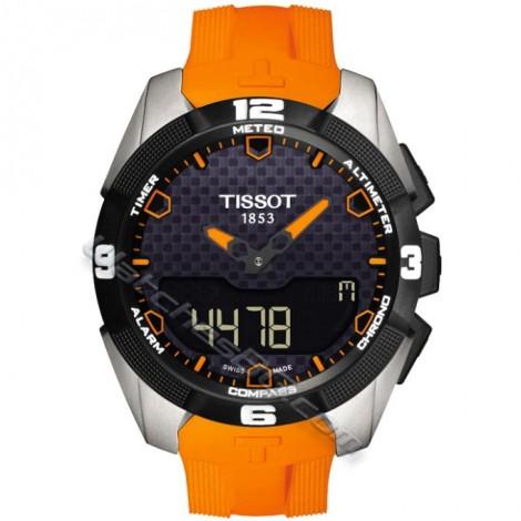 Часовник TISSOT T-Touch Expert Solar T091.420.47.051.01
