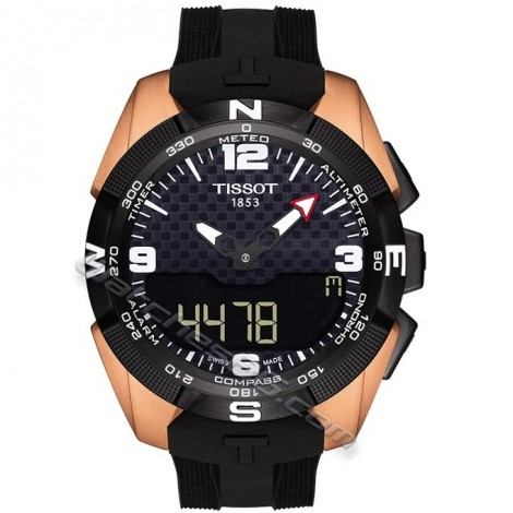 Часовник TISSOT T-Touch Expert Solar T091.420.47.207.00 NBA Special Edition
