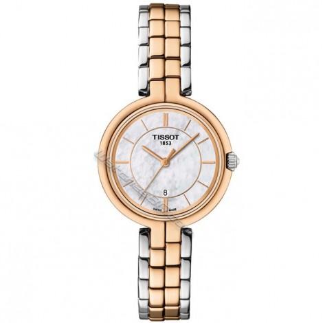 Часовник TISSOT Flamingo T094.210.22.111.00