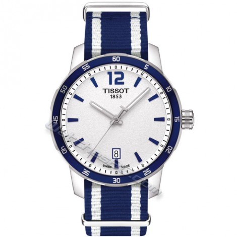 Мъжки часовник TISSOT Quickster Nato T095.410.17.037.01