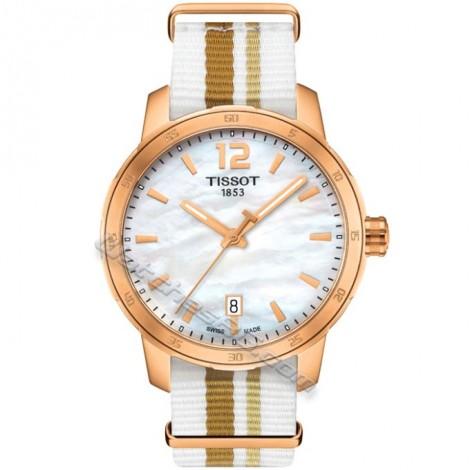 Мъжки часовник TISSOT Quickster Nato T095.410.37.117.00