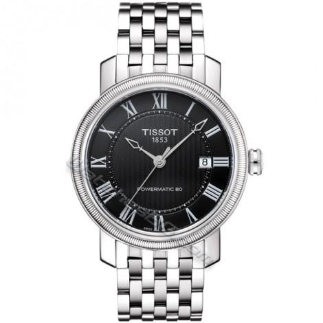 Мъжки часовник TISSOT POWERMATIC 80 T097.407.11.053.00