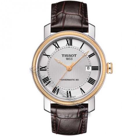 Швейцарски часовник TISSOT POWERMATIC 80 T097.407.26.033.00