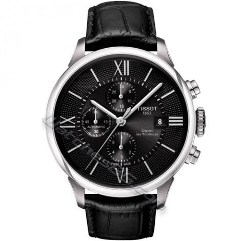 Часовник TISSOT CHEMIN DES TOURELLES T099.427.16.058.00