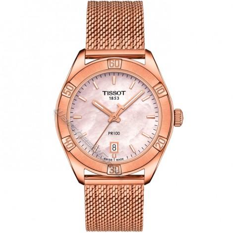 Дамски часовник TISSOT PR 100 T101.910.33.151.00