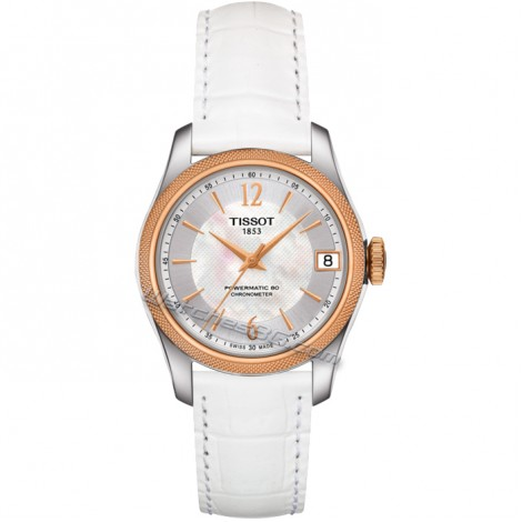 "Дамски часовник TISSOT ""Ballade"" T108.208.26.117.00 Powermatic 80"