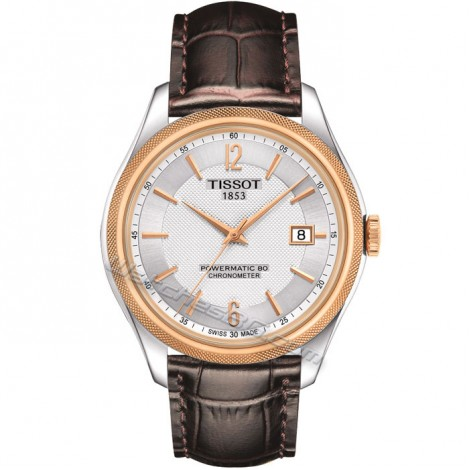 Часовник TISSOT Powermatic 80 Ballade T108.408.26.037.00