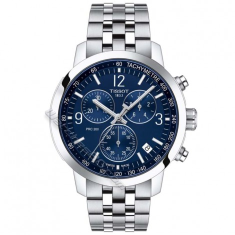 Мъжки часовник TISSOT PRC 200 T114.417.11.047.00 Chronograph