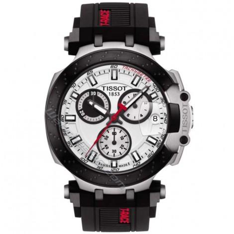 Мъжки кварцов часовник Tissot T-RACE T115.417.27.011.00