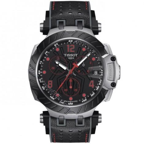 Мъжки часовник Tissot T-RACE MARC MARQUEZ 2020 T115.417.27.057.01 CHRONOGRAPH LIMITED EDITION
