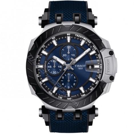 Мъжки часовник Tissot T-RACE T115.427.27.041.00 Automatic CHRONOGRAPH