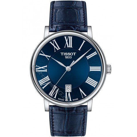 Мъжки кварцов часовник TISSOT CARSON PREMIUM T122.410.16.043.00