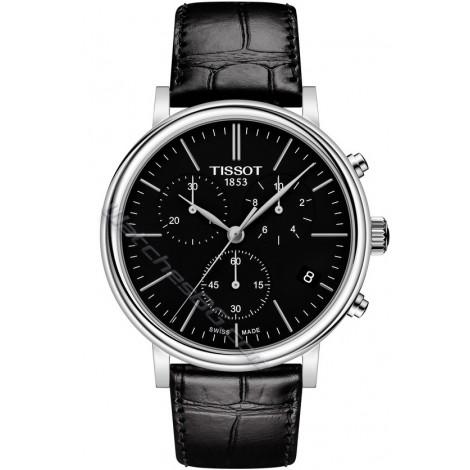 Мъжки часовник Tissot Carson T122.417.16.051.00 Chronograph