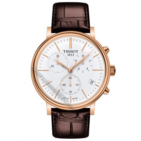 Мъжки часовник Tissot Carson T122.417.36.011.00 Chronograph