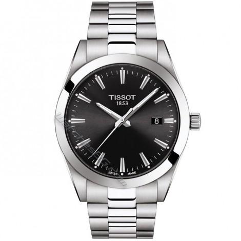 Мъжки кварцов часовник TISSOT Gentleman T127.410.11.051.00