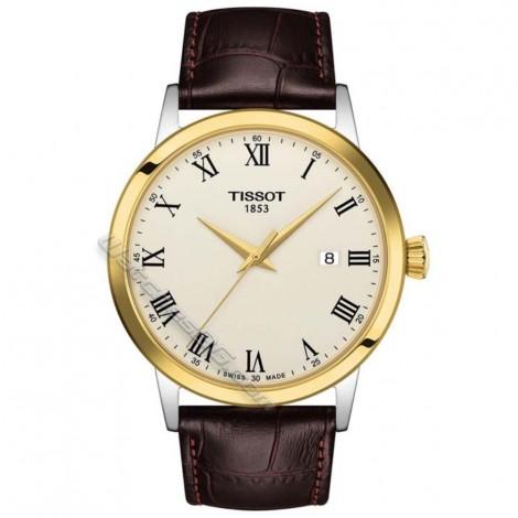 Мъжки кварцов часовник TISSOT Classic Dream T129.410.26.263.00