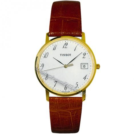 "Мъжки часовник TISSOT ""Goldrun"" T71.3.411.12"