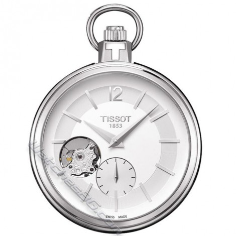 Часовник TISSOT T-Pocket T854.405.19.037.01