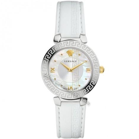 "Елегантен швейцарски дамски кварцов часовник VERSACE ""Daphnis"" V1601 0017"